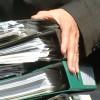 administratie papierwinkel papieren boekhouding