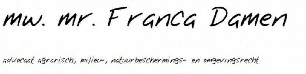 Logo Franca Damen